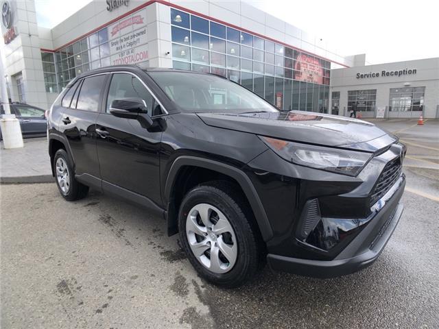 2021 Toyota RAV4 LE (Stk: 210561) in Calgary - Image 1 of 12