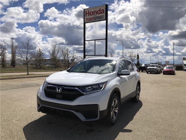 2021 Honda CR-V LX (Stk: H14-0398) in Grande Prairie - Image 1 of 20