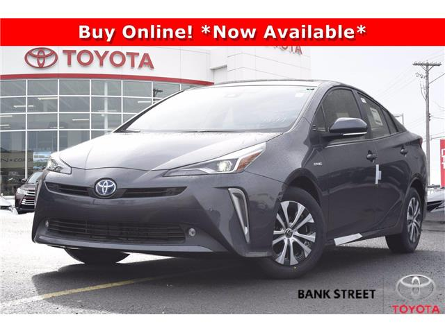2021 Toyota Prius Technology (Stk: 19-28986) in Ottawa - Image 1 of 24