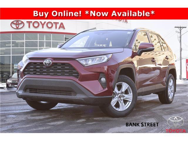 2021 Toyota RAV4 XLE (Stk: 19-28995) in Ottawa - Image 1 of 25