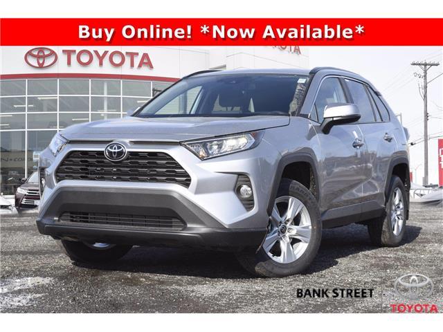 2021 Toyota RAV4 XLE (Stk: 19-29018) in Ottawa - Image 1 of 25