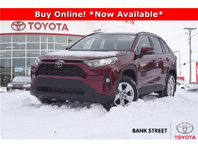 2021 Toyota RAV4 XLE (Stk: 19-29075) in Ottawa - Image 1 of 23