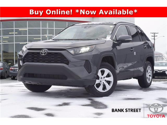 2021 Toyota RAV4 LE (Stk: 19-29105) in Ottawa - Image 1 of 17