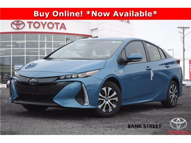 2021 Toyota Prius Prime Base (Stk: 19-29089) in Ottawa - Image 1 of 26
