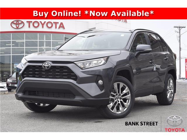 2021 Toyota RAV4 XLE (Stk: 19-29107) in Ottawa - Image 1 of 25