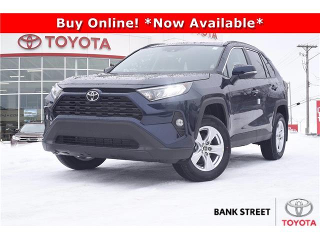 2021 Toyota RAV4 XLE (Stk: 19-29117) in Ottawa - Image 1 of 26