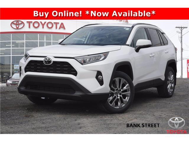 2021 Toyota RAV4 XLE (Stk: 19-29109) in Ottawa - Image 1 of 25
