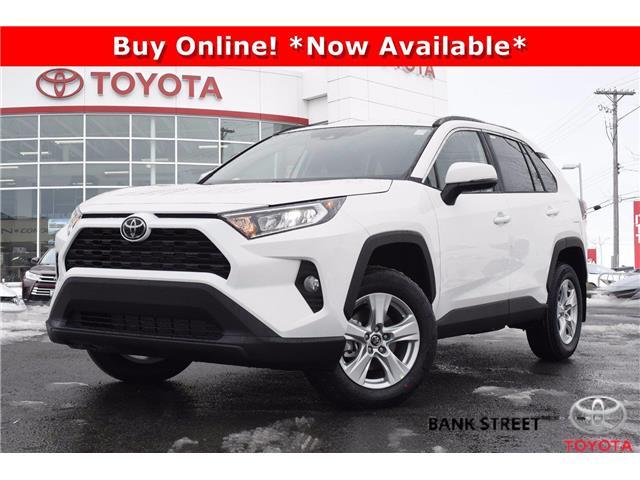 2021 Toyota RAV4 XLE (Stk: 19-29116) in Ottawa - Image 1 of 24