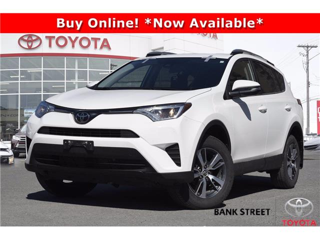 2018 Toyota RAV4 LE (Stk: 19-L29025) in Ottawa - Image 1 of 21