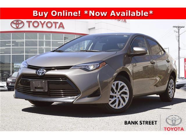 2017 Toyota Corolla LE (Stk: 19-U3696) in Ottawa - Image 1 of 23