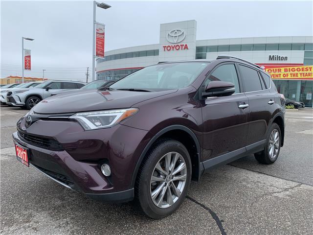 2017 Toyota RAV4 Limited (Stk: 544399) in Milton - Image 1 of 21