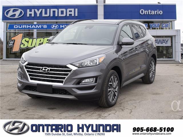 2021 Hyundai Tucson Luxury (Stk: 13-377832) in Whitby - Image 1 of 21