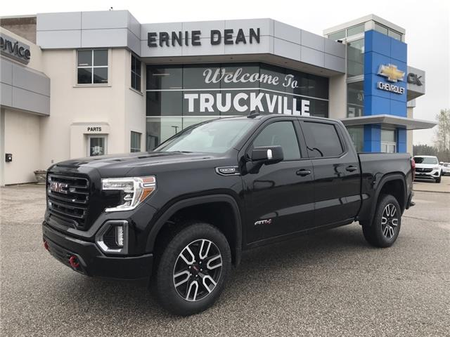 2021 GMC Sierra 1500 AT4 (Stk: 15766) in Alliston - Image 1 of 30