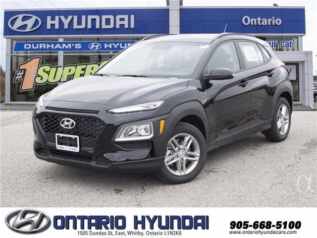 2020 Hyundai Kona 2.0L Essential (Stk: 13-544747) in Whitby - Image 1 of 18
