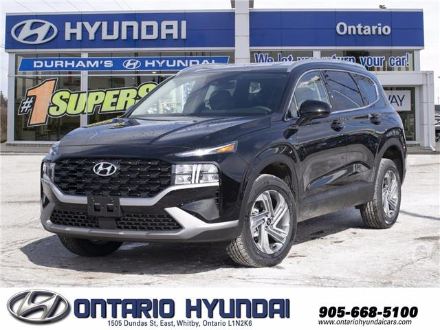 2021 Hyundai Santa Fe ESSENTIAL (Stk: 13-322500) in Whitby - Image 1 of 17