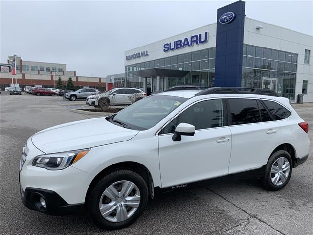2017 Subaru Outback 2.5i (Stk: LP0578) in RICHMOND HILL - Image 1 of 17