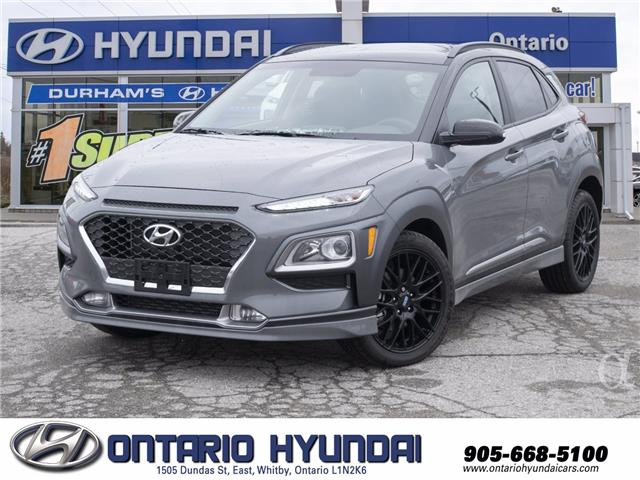 2021 Hyundai Kona 1.6T Trend w/Two-Tone Roof (Stk: 13-669039) in Whitby - Image 1 of 19