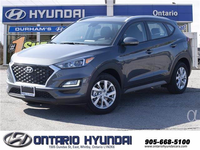 2021 Hyundai Tucson Preferred w/Sun & Leather Package (Stk: 13-377285) in Whitby - Image 1 of 20