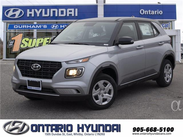 2021 Hyundai Venue Essential w/Two-Tone (Stk: 13-085765) in Whitby - Image 1 of 17