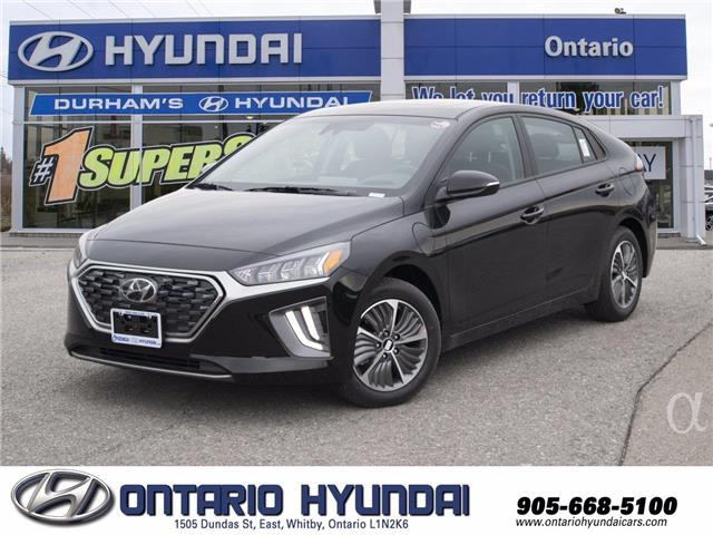 2021 Hyundai Ioniq Plug-In Hybrid ESSENTIAL (Stk: 13-245591) in Whitby - Image 1 of 19