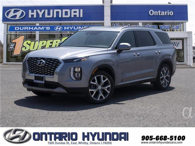 2021 Hyundai Palisade Ultimate Calligraphy (Stk: 13-282727) in Whitby - Image 1 of 21