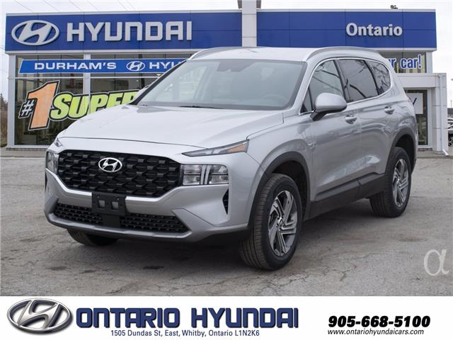 2021 Hyundai Santa Fe ESSENTIAL (Stk: 13-337668) in Whitby - Image 1 of 17
