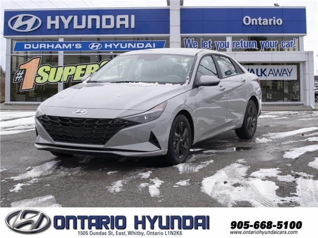2021 Hyundai Elantra Preferred (Stk: 13-153619) in Whitby - Image 1 of 19