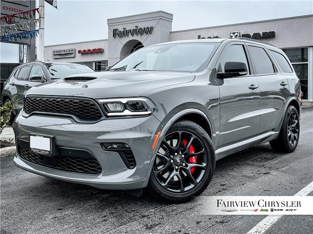 2021 Dodge Durango R/T (Stk: U18593) in Burlington - Image 1 of 25