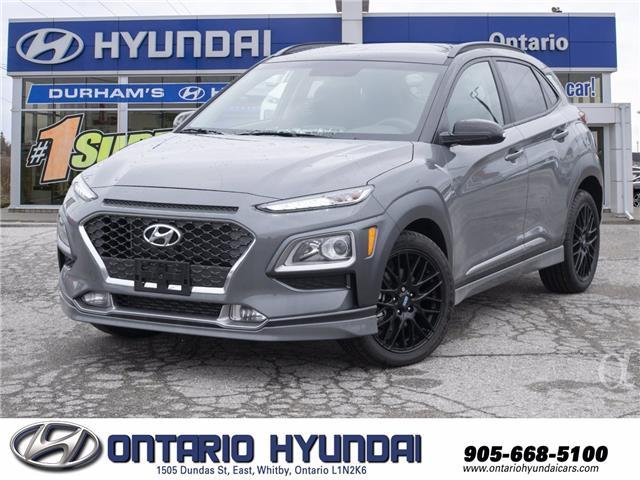 2021 Hyundai Kona 1.6T Ultimate (Stk: 13-751291) in Whitby - Image 1 of 21