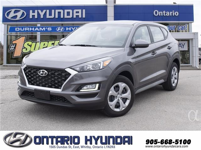 2020 Hyundai Tucson ESSENTIAL (Stk: 77529K) in Whitby - Image 1 of 18