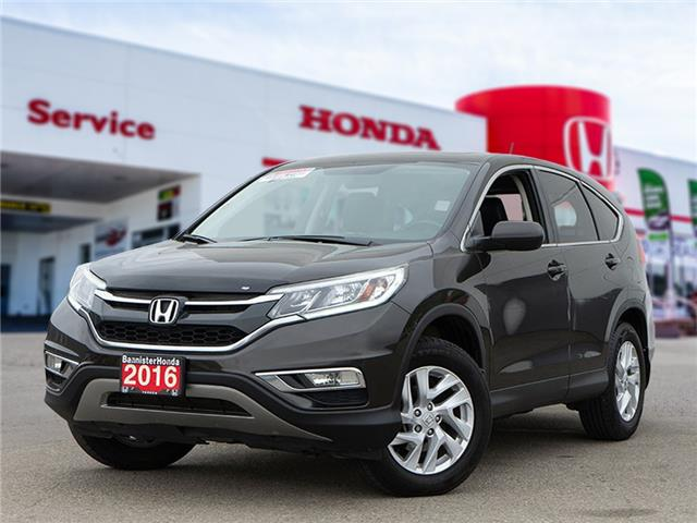 2016 Honda CR-V EX-L (Stk: L21-081) in Vernon - Image 1 of 9