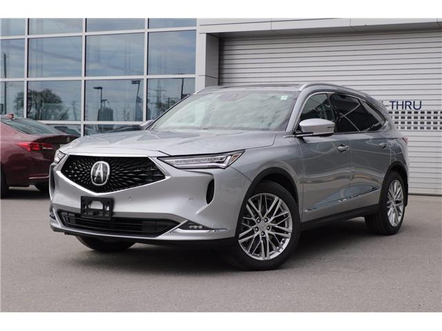 2022 Acura MDX Platinum Elite (Stk: 15-19535) in Ottawa - Image 1 of 30
