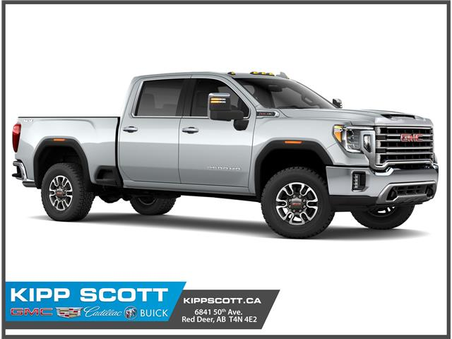2021 GMC Sierra 2500HD SLT (Stk: ZPNTD3) in Red Deer - Image 1 of 1
