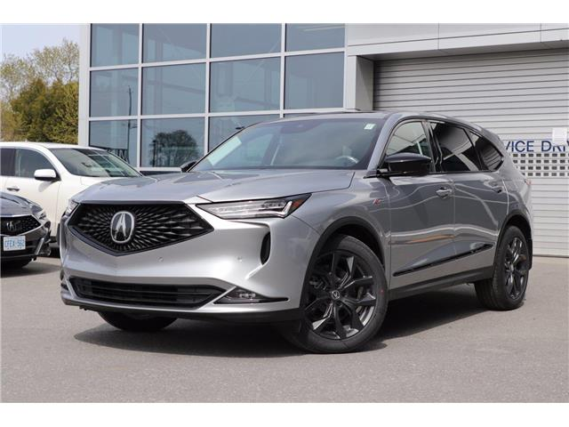 2022 Acura MDX A-Spec (Stk: 15-19538) in Ottawa - Image 1 of 30