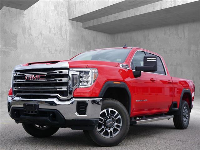 2021 GMC Sierra 3500HD SLE (Stk: 21-536A) in Kelowna - Image 1 of 18