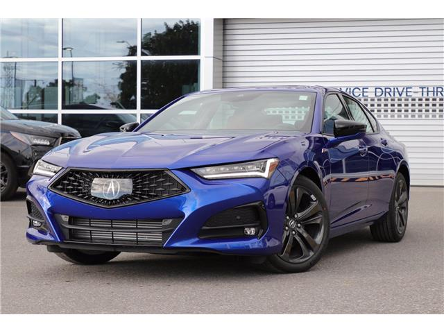 2021 Acura TLX A-Spec (Stk: 15-19600) in Ottawa - Image 1 of 30