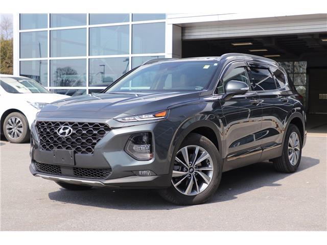 2020 Hyundai Santa Fe Luxury 2.0 (Stk: 15-19558A) in Ottawa - Image 1 of 28