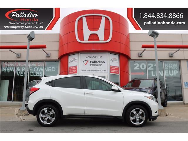 2017 Honda HR-V LX (Stk: 22937A) in Greater Sudbury - Image 1 of 33