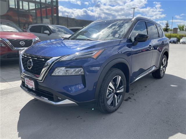 2021 Nissan Rogue Platinum (Stk: T21162) in Kamloops - Image 1 of 6