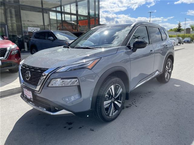2021 Nissan Rogue Platinum (Stk: T21163) in Kamloops - Image 1 of 32