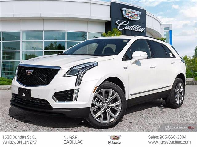 2021 Cadillac XT5 Sport (Stk: 21K009) in Whitby - Image 1 of 26
