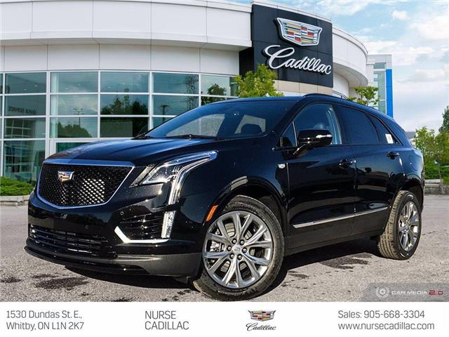 2021 Cadillac XT5 Sport (Stk: 21K034) in Whitby - Image 1 of 26