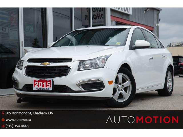 2015 Chevrolet Cruze  (Stk: 21769) in Chatham - Image 1 of 23