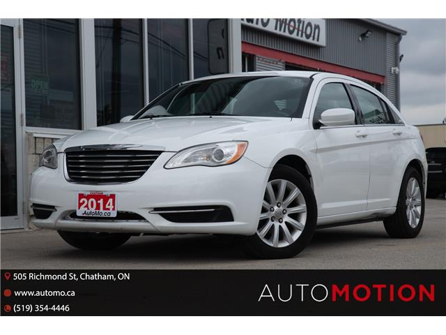 2014 Chrysler 200  (Stk: 21765) in Chatham - Image 1 of 21