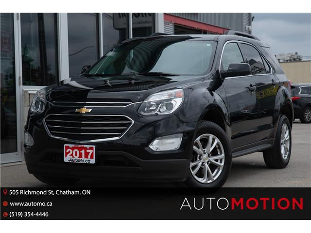 2017 Chevrolet Equinox LT (Stk: 21734) in Chatham - Image 1 of 24
