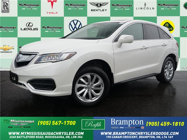 2017 Acura RDX Tech (Stk: 1471) in Mississauga - Image 1 of 29