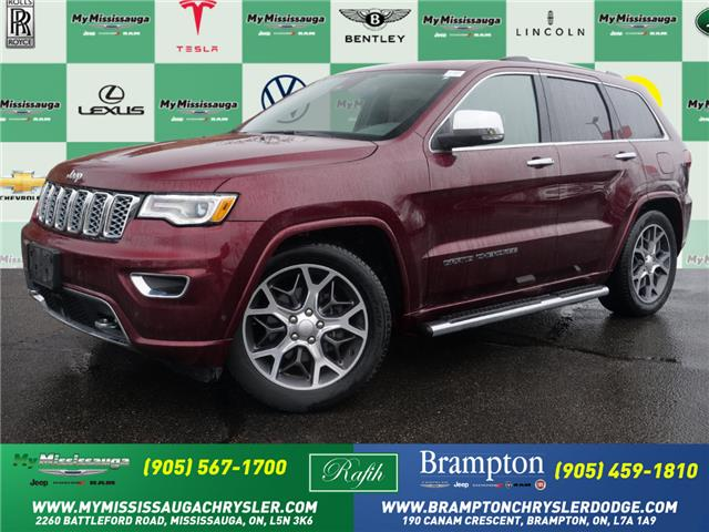 2019 Jeep Grand Cherokee Overland (Stk: 21395A) in Mississauga - Image 1 of 29