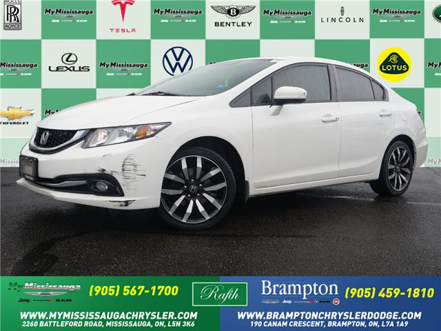 2014 Honda Civic Touring (Stk: 21369A) in Mississauga - Image 1 of 28