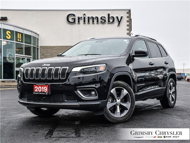 2019 Jeep Cherokee Limited (Stk: N21170A) in Grimsby - Image 1 of 31