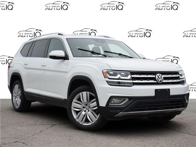 2018 Volkswagen Atlas 3.6 FSI Execline (Stk: 97126) in St. Thomas - Image 1 of 29